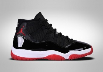 NIKE AIR JORDAN 11 RETRO BRED
