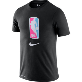 NIKE NBA TEAM 31 DRY TEE BLACK