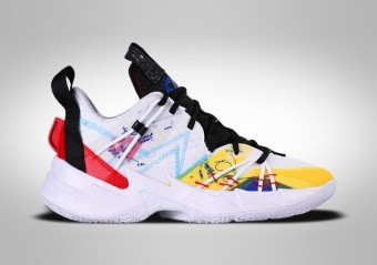 NIKE AIR JORDAN WHY NOT ZER0.3 SE GS PRIMARY COLORS R. WESTBROOK