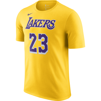 NIKE NBA LOS ANGELES LAKERS TEE