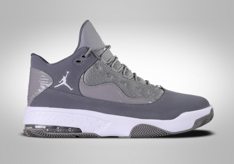 NIKE AIR JORDAN MAX AURA 2 COOL GREY