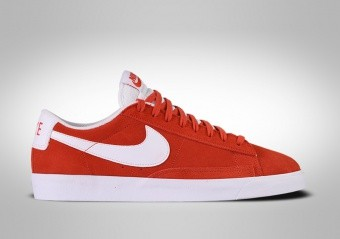 NIKE BLAZER LOW RETRO BASKETBALL MANTRA ORANGE
