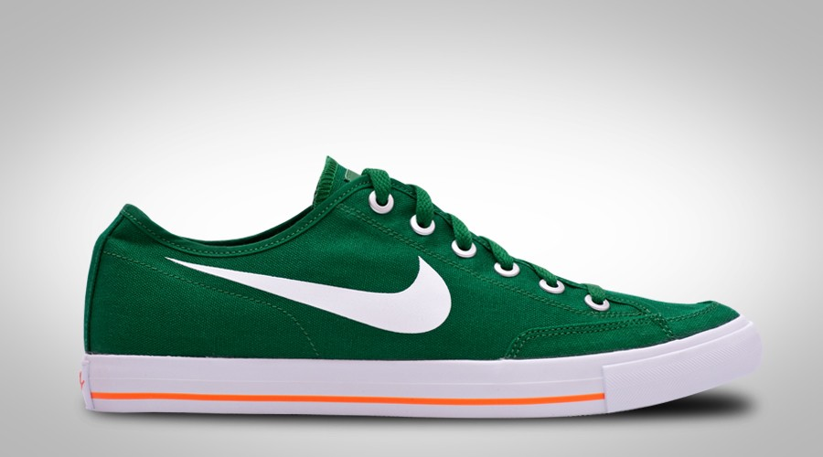 NIKE CLASSIC GO GREEN CANVAS