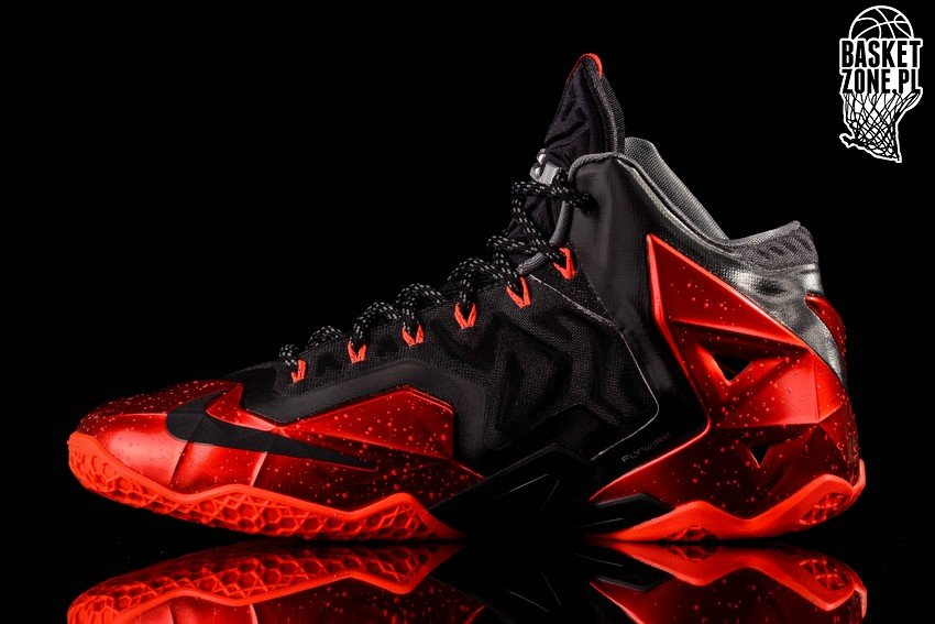 new style 6cad5 6878a ... best price nike lebron xi miami heat away edition 8ad6d 5e0f7