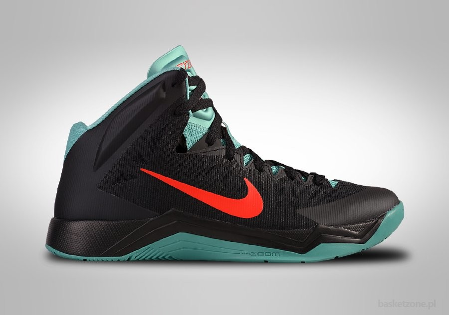 ... coupon nike zoom hyperquickness black diffused jade 00d09 36df7 ... f9846e4aa
