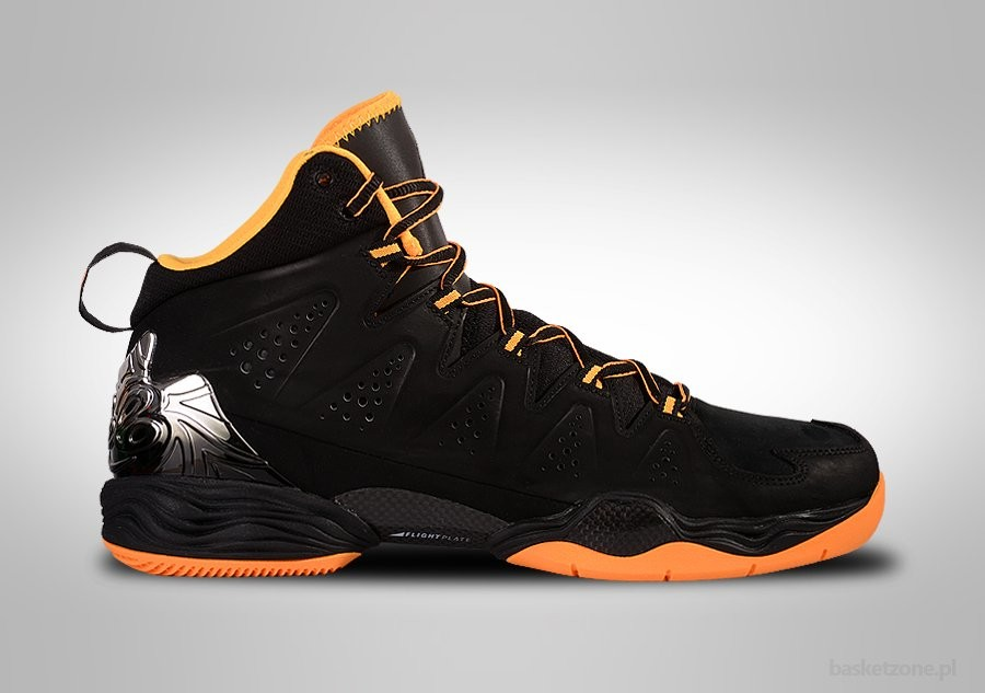 factory price d2a7e 95625 ... low price nike air jordan melo m10 black atomic mango 318b8 b3ab1