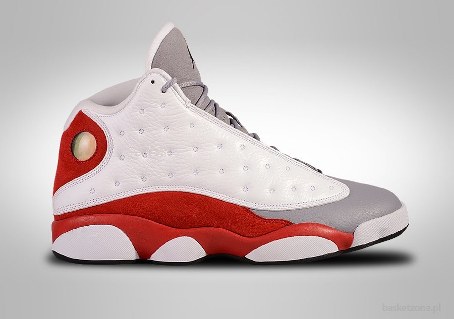 NIKE AIR JORDAN 13 RETRO GREY TOE