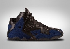 NIKE LEBRON XI EXT DENIM QS