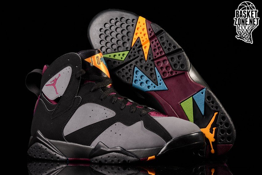 cheap for discount 60c76 0a40d NIKE AIR JORDAN 7 RETRO BORDEAUX
