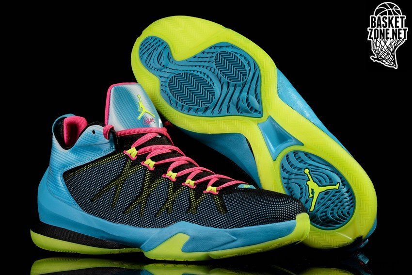 sports shoes bc86c b6ef1 NIKE AIR JORDAN CP3.VIII AE BLUE LAGOONVOLT