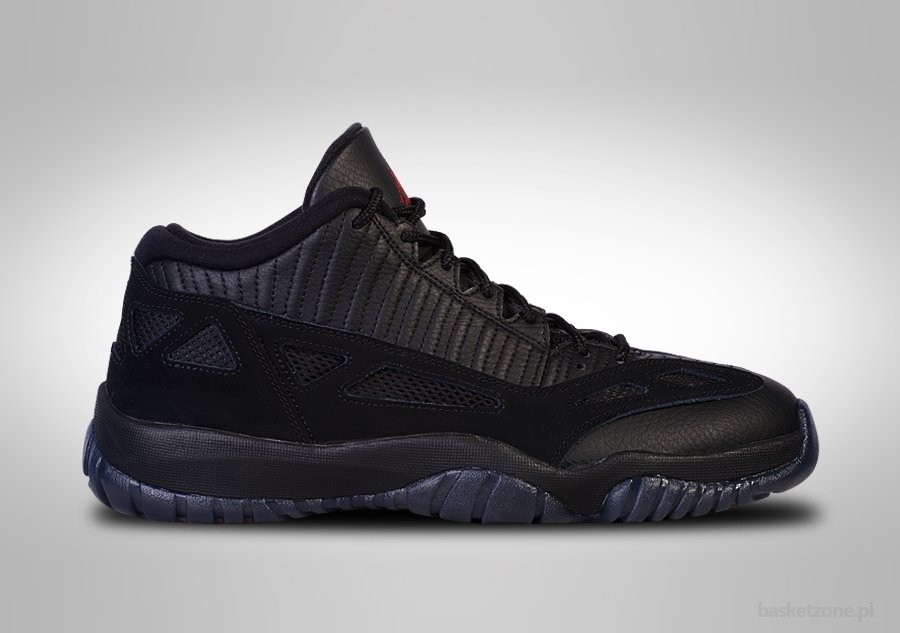 finest selection 24c37 84e32 NIKE AIR JORDAN 11 RETRO IE LOW REFEREE BRED price €149.00 ...